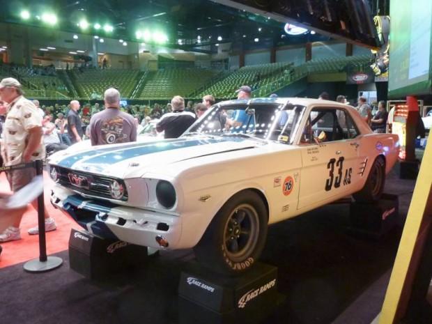 1966 Ford Mustang A/Sedan Racer