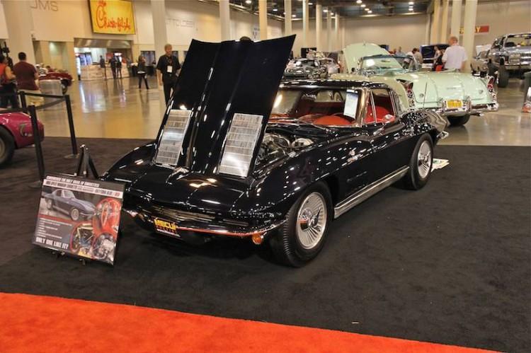 1963 Chevrolet Corvette FI Coupe