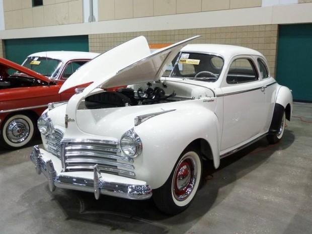 1941 Chrysler Windsor 2-Dr. Sedan