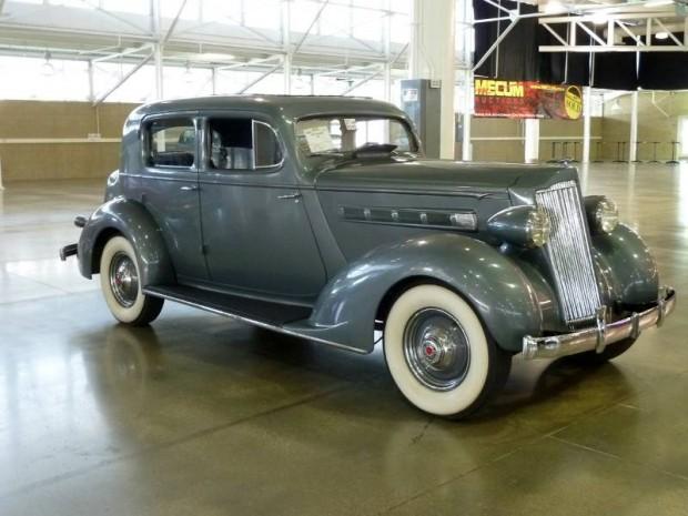 1935 Packard 120 4-Dr. Sedan
