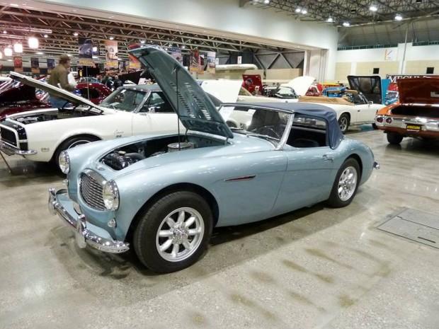 1959 Austin-Healey 100/6 Convertible