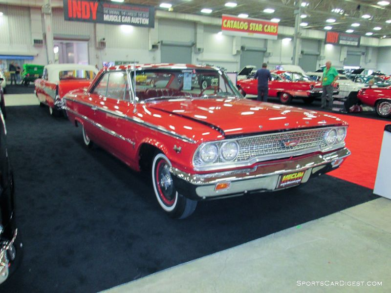 1963 Ford Galaxie 500 XL Fastback