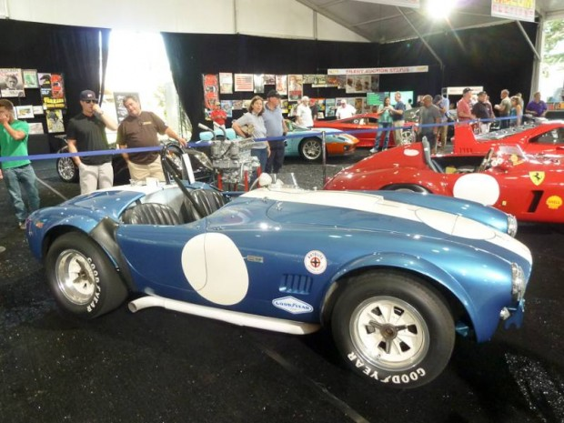 1964 Shelby Cobra 289 Independent Competition Roadster