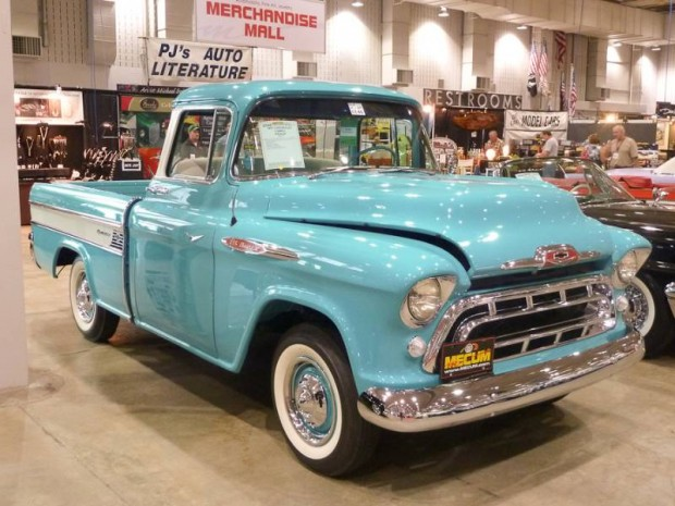 1957 Chevrolet 3164 Cameo Pickup