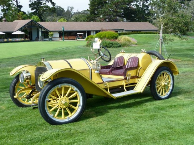 1912 Mercer 35C Raceabout