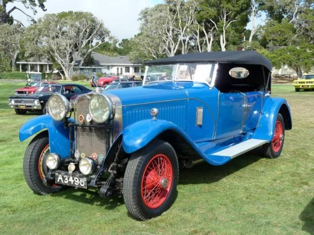 1926 Hispano-Suiza H6B Tourer, Body by Hooper