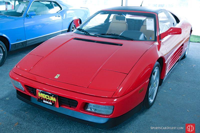 1990 Ferrari 348ts Targa