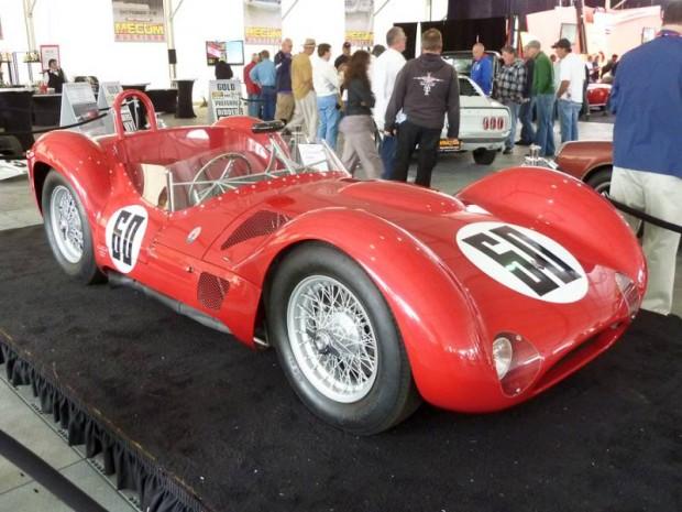 1960 Maserati Tipo 61/60 Birdcage Sports Racer