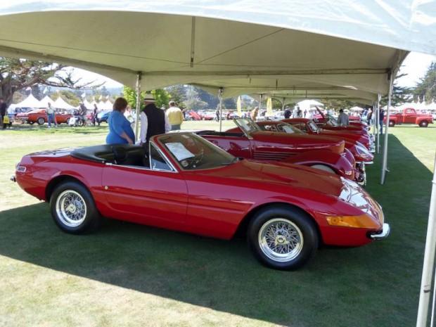 1972 Ferrari 365 GTB-4 Daytona Spider