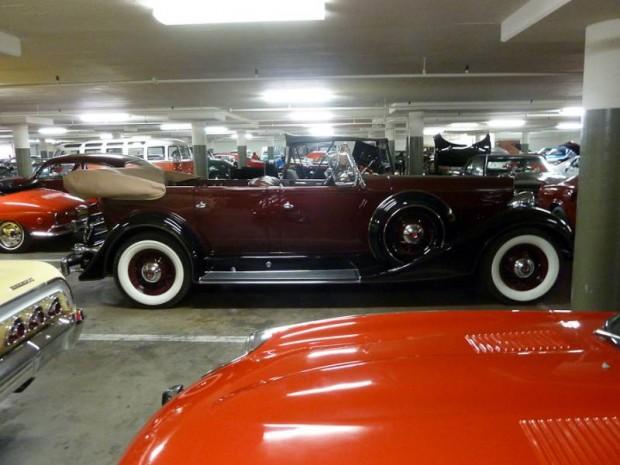 1934 Packard 1104 Super Eight Touring