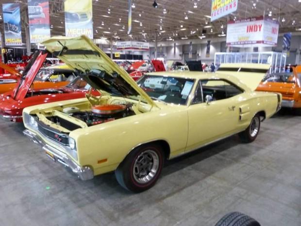 1969 Dodge Coronet R/T Hemi 2-Dr. Hardtop