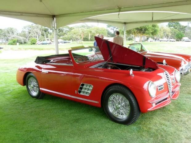 1949 Alfa Romeo 6C 2500 SS Series 2 Cabriolet