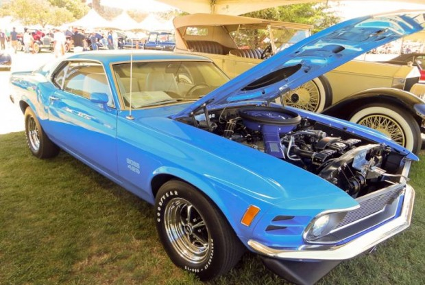 1970 Ford Mustang Boss 429 2-Dr. Hardtop