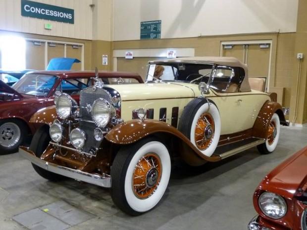 1931 Cadillac 370-A V-12 Roadster