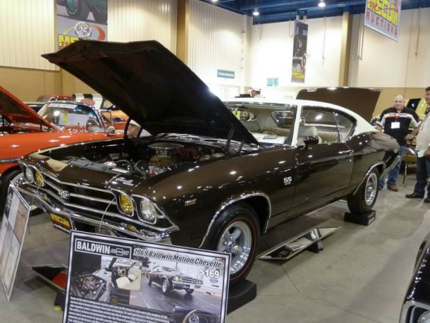 1969 Chevrolet Chevelle SS Baldwin Motion Phase Three