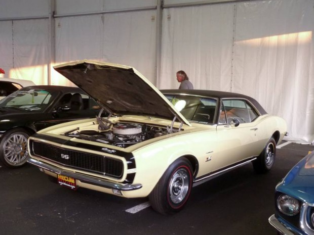 1967 Chevrolet Camaro SS 396 RS/SS