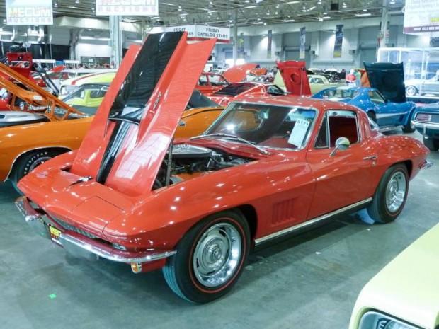 1967 Chevrolet Corvette 427-435 Coupe