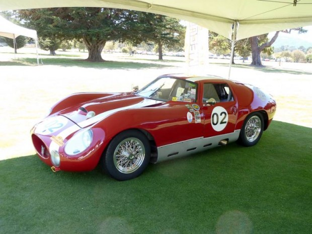1965 Maserati Tipo 151 Replica Coupe