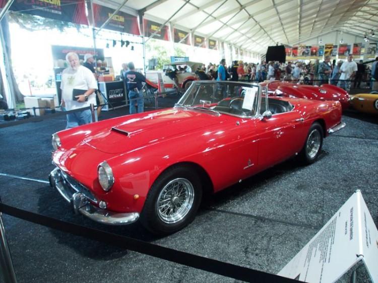 1961 Ferrari 250 GT Cabriolet SII, Body by Pininfarina