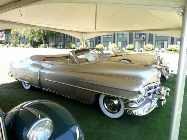 1950 Cadillac Series 62 Convertible