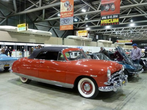 1951 Hudson Pacemaker Convertible