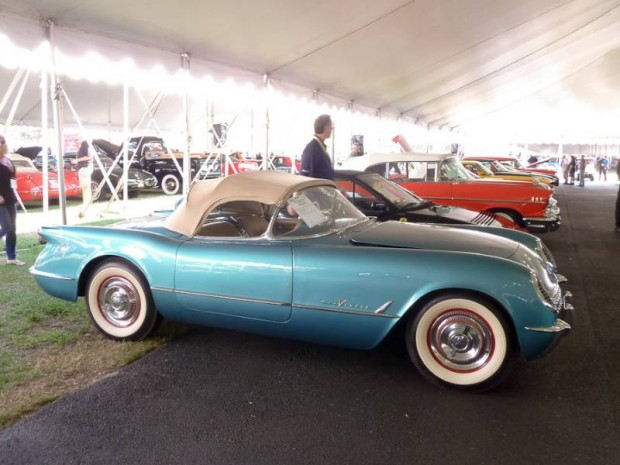 1955 Chevrolet Corvette Roadster