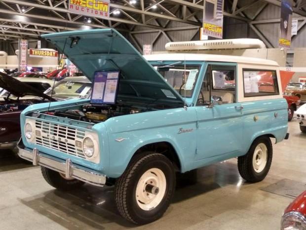 1967 Ford Bronco Utility