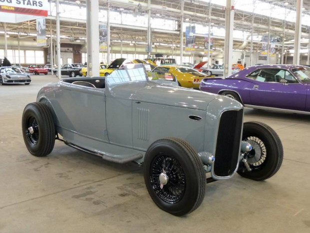 1931 Ford Model A High Boy Roadster