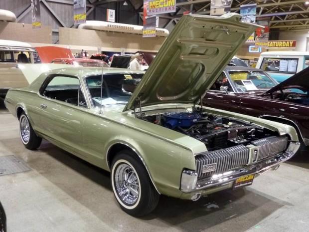 1967 Mercury Cougar 2-Dr. Hardtop