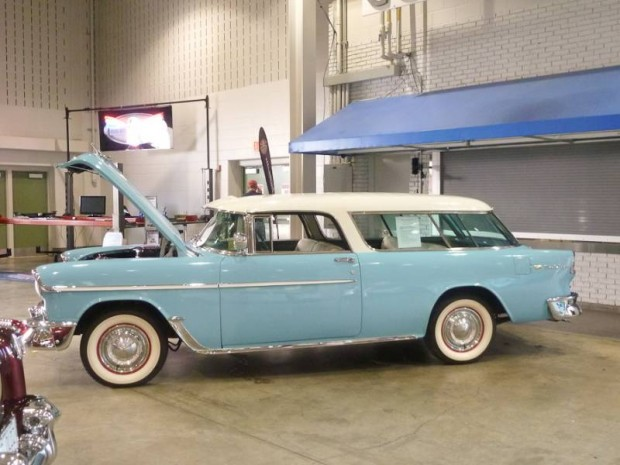 1955 Chevrolet Bel Air Nomad Station Wagon