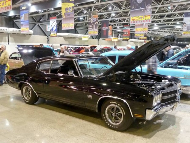 1970 Chevrolet Chevelle SS 454 2-Dr. Hardtop