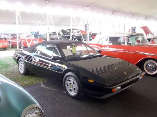 1985 Ferrari Mondial QV Spider