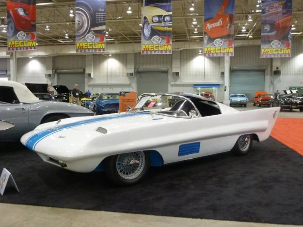 1957 Simca Concept Car