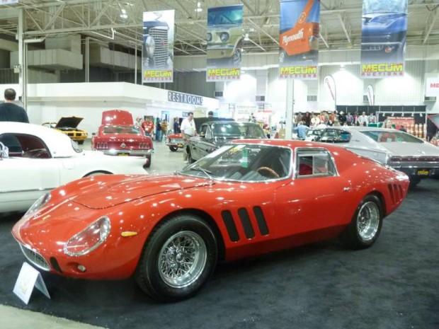 1963 Ferrari 250 GTE Speciale, Body by Allegretti
