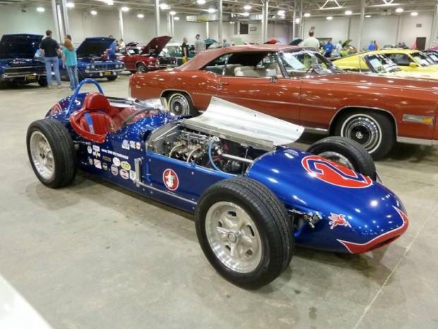 1960 Watson Replica Indy Roadster