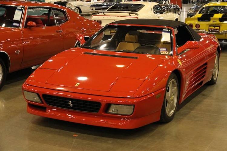 1994 Ferrari 348 Spider, Body by Pininfarina