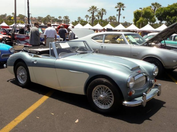 1967 Austin-Healey 3000 Mk III Phase 2 Convertible