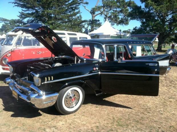 1957 Chevrolet Bel Air FI Nomad Station Wagon