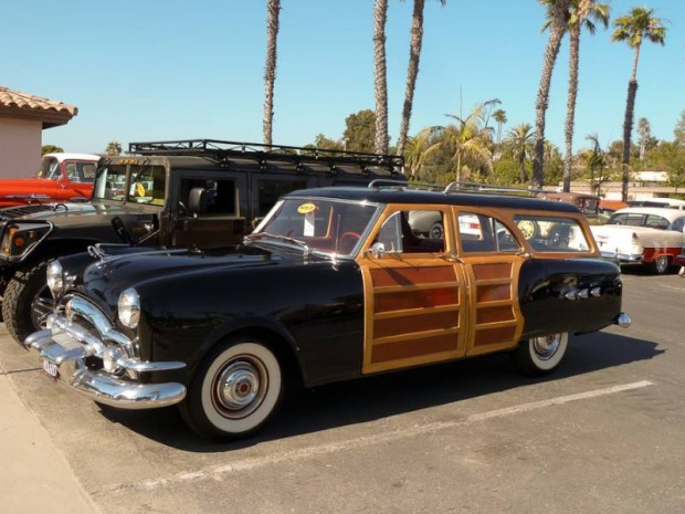 1953 Packard Clipper Deluxe Station Wagon, Body by Juan Feyth