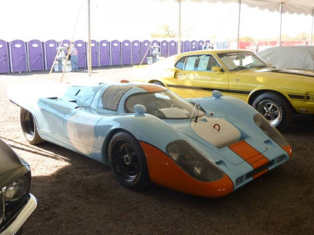 970 Bailey Porsche 917 Replica Race Car