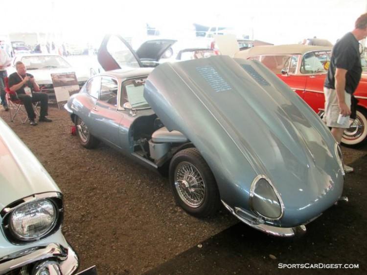 1963 Jaguar XKE SI Coupe