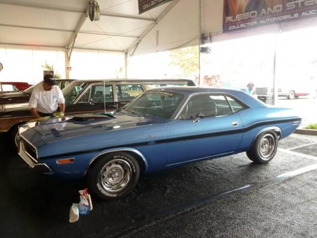 1970 Dodge Challenger R/T Hemi 2-Dr. Hardtop