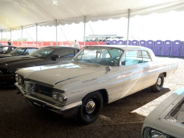 1962 Pontiac Catalina Super Duty 2-Dr. Hardtop