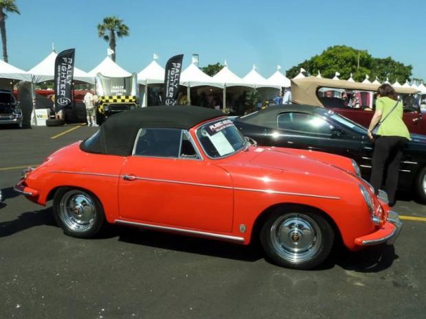 1963 Porsche 356B Super Cabriolet