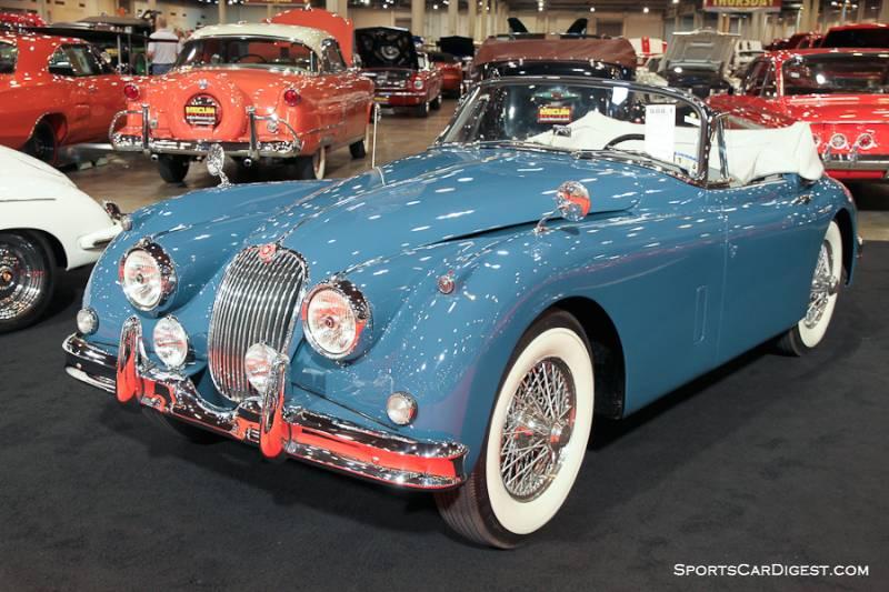 1959 Jaguar XK 150 Drophead Coupe