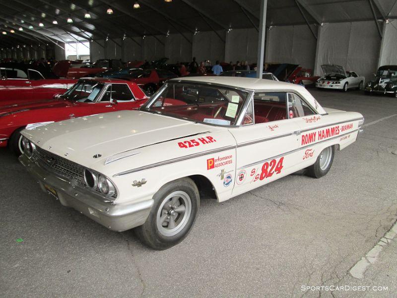 1963 Ford Galaxie 500 Lightweight Fastback