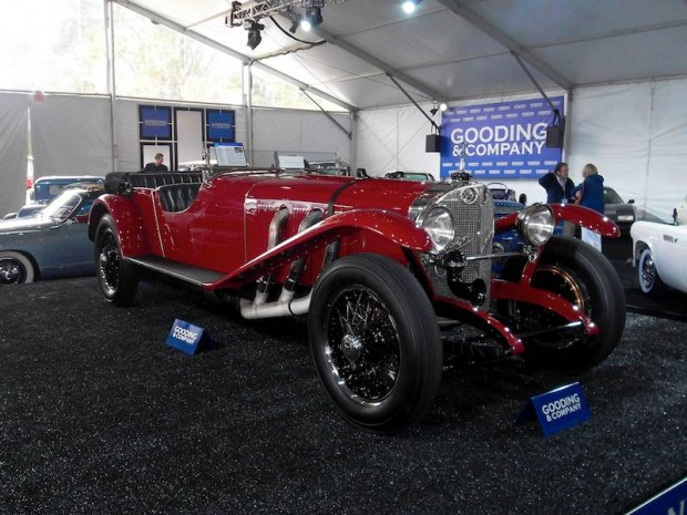 1927 Mercedes-Benz S-Type 26/180 Sportwagen