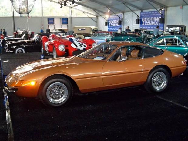 1972 Ferrari 365 GTB/4 Daytona Coupe