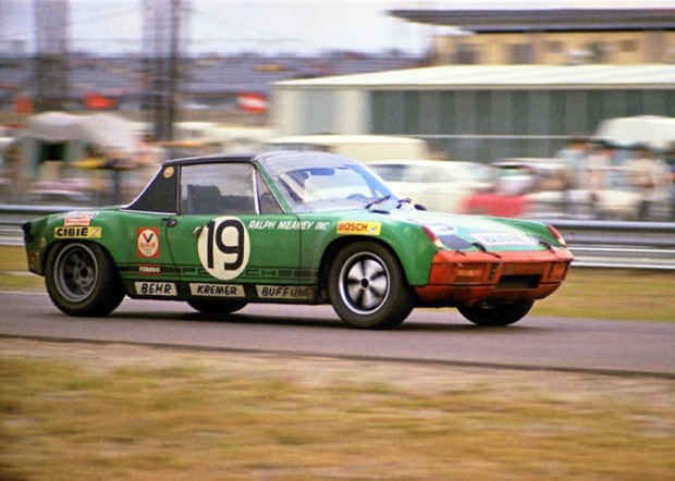 Stephen Behr, John Buffum and Erwin Kremer - Porsche 914/6