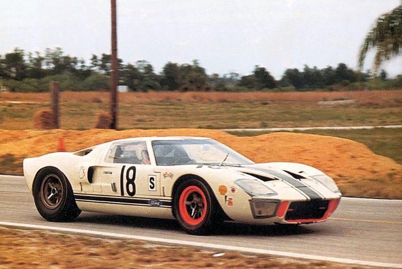 Bob Mclean Race Car Driver